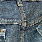 Como pintar jeans com tinta nanquim