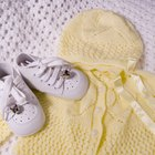 How to remove yellow stains on stored baby clothing
