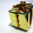 How to Gift Wrap a Bowl