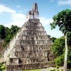 Las pirámides mayas más grandes en Guatemala