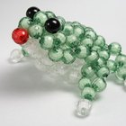 How to make 3D animals with kiowa beading
