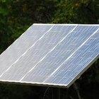 Cómo reparar un panel solar quebrado