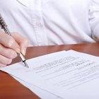 ¿Qué tipo de documentos deben ser certificados por un notario?