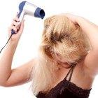 Como tratar queimaduras químicas no couro cabeludo
