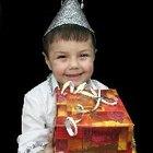 Cómo seleccionar un regalo para un niño de 10 años de edad