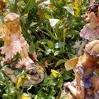 Plantas para un jardín encantado en miniatura