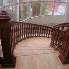 Como aumentar os degraus da escada?