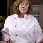 ¿Qué tipo de capacitación se necesita para convertirse en chef?