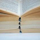 Como arrumar a lombada de um livro brochura