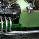 Cómo reparar una junta de culata en un cuatro cilindros