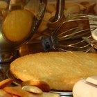 Cómo hornear tortas y panes en la parte de arriba del horno a gas
