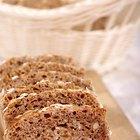 Como adicionar vinagre na mistura de pão?