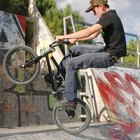 How to Tighten the Brakes on a BMX Bike
