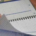 Ejemplos de agendas escolares