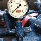How to calculate gauge pressure