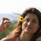 Tradição havaiana de flores nos cabelos