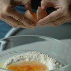 Cómo convertir la harina común en harina de repostería