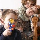 Juegos para niños de 3 a 5 años de edad