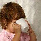 Dieta para los pequeños con resfrío de estómago