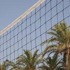 Qual é a altura oficial de uma rede de vôlei?