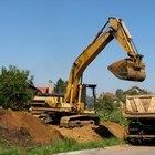 ¿Cuáles son las partes de una excavadora?