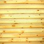 Óleo mineral como um revestimento de madeira