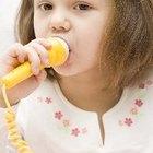 Como fazer um microfone de brinquedo para crianças