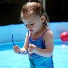 Cómo inflar una piscina para niños sin compresor de aire