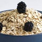 ¿Desayunar avena es bueno para perder peso?