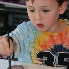Técnicas de terapia artística para niños con necesidades especiales
