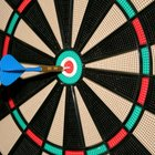 How to Remove the Broken Tip Out of a Dart Board