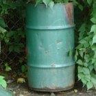 Cómo hacer un calentador con un barril de 55 galones (208 litros)