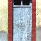 How to Repair a Loose Door Frame