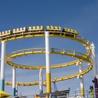 How to Stop Stomach Pain From Roller Coasters