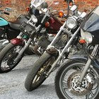 Harley Davidson 883 não dá partida