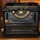Vantagens e desvantagens da máquina de escrever