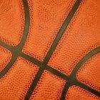 Como limpar uma bola de basquete de couro