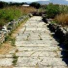 Cómo construir un camino de piedra natural