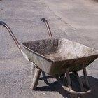 How to Make a Coal Forge Using a Wheelbarrow