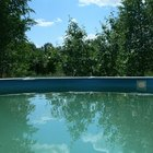 ¿Cómo deshacerse de las algas sin vaciar la piscina?