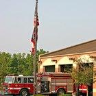 Normas de la NFPA para estaciones de bomberos