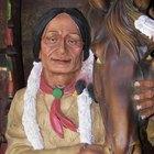 Vestimenta de los indios nativos de América
