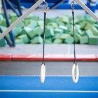 Como instalar argolas de ginástica