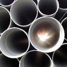 Como usar silicone em canos de PVC