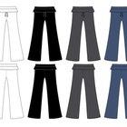 Cómo quitar las arrugas de los dobladillos de los pantalones