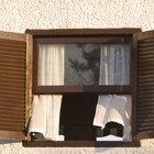 Cómo quitar ventanas corredizas