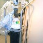 Como calcular a duração de um cilindro de oxigênio modelo E