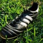 Diferencia entre los zapatos de rugby y de fútbol