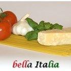 Como reconstituir um pedaço grande de queijo parmesão