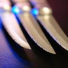 Como fazer uma faca de papelão